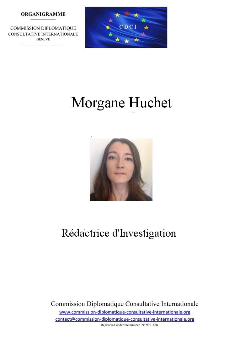 Morgane Huchet