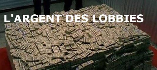 Image influence des lobbies